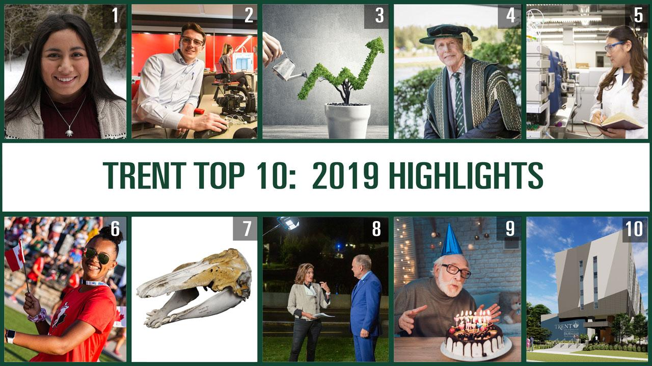 Trent Top 10: 2019 Highlights