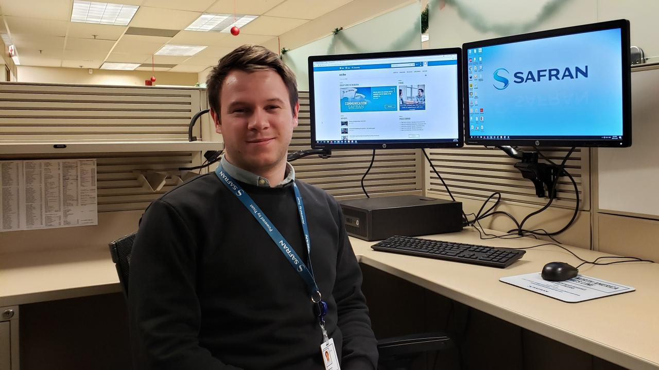 Trent Computing Systems Student Providing Expertise to Multinational Engineering Firm